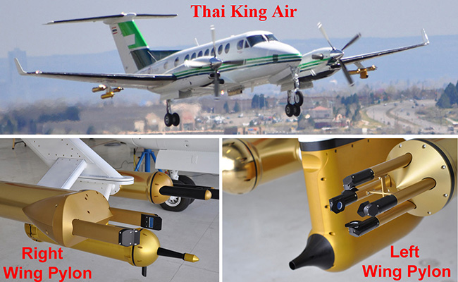 KIng Air Collage