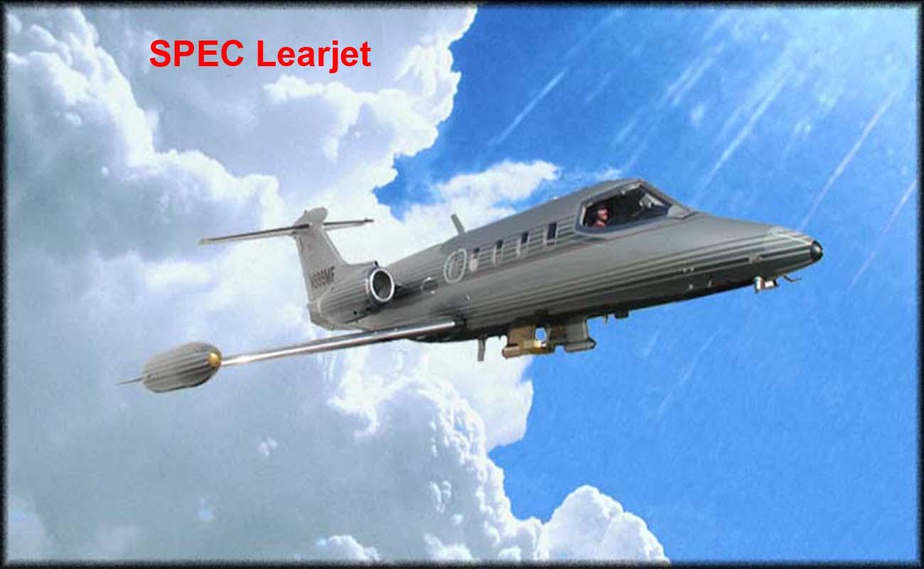 SPEC Lear Jet