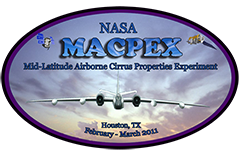 The Mid-latitude Airborne Cirrus Properties Experiment (MACPEX)