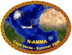 NASA - African Monsoon Multidisciplinary Activites (N-AMMA) project
