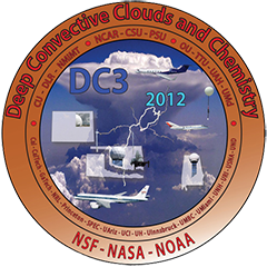 Convective Clouds and Chemistry Project (DC3)